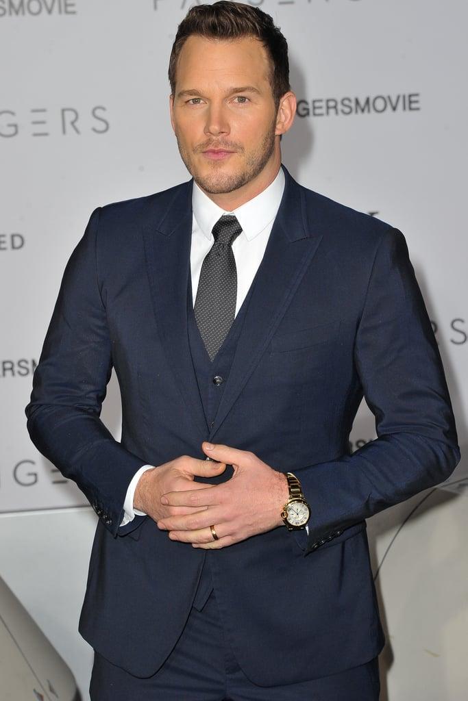 Chris Pratt as Owen | Jurassic World 2 Cast | POPSUGAR