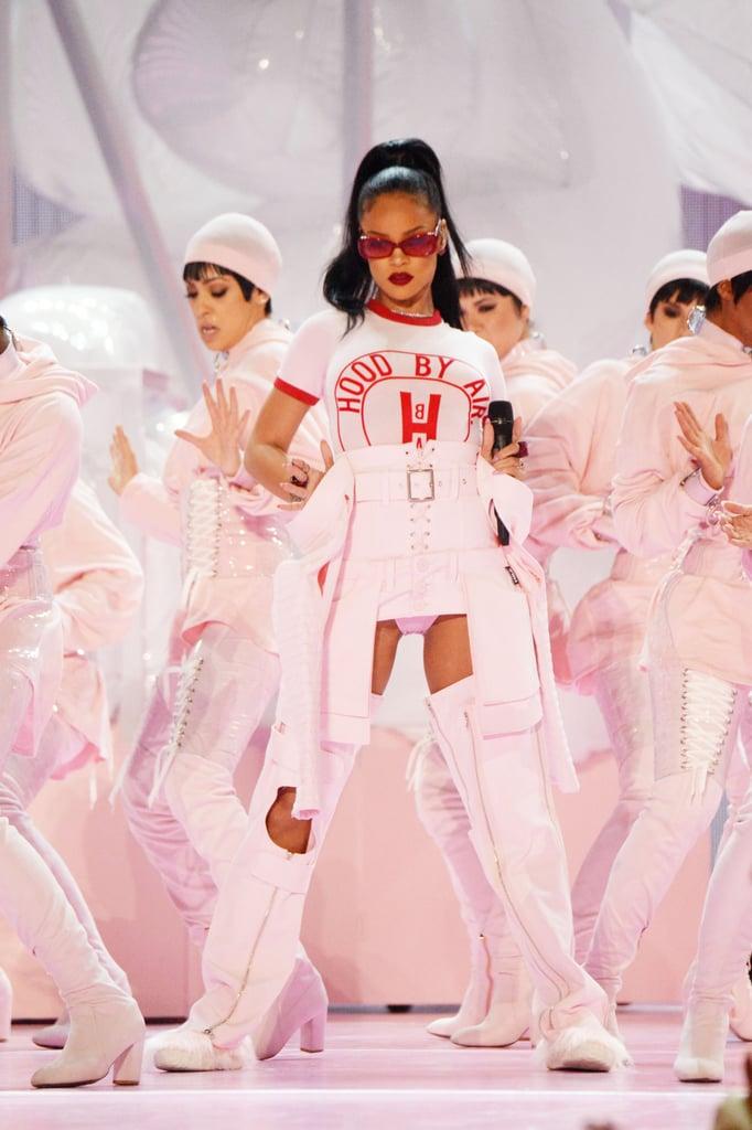 Bubble Gum Pink Rihanna Best Rihanna Halloween Costume Ideas