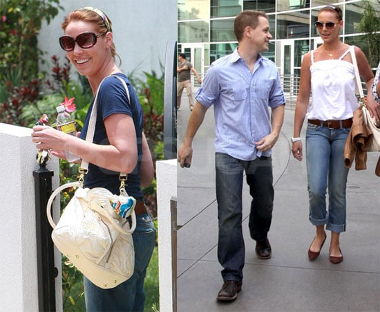 Photos of Katherine Heigl With T.R. Knight