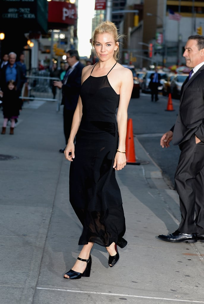 Proof That Sienna Miller's Bohemian Style Is All Grown Up