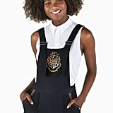 Harry Potter Hogwarts Short Overalls