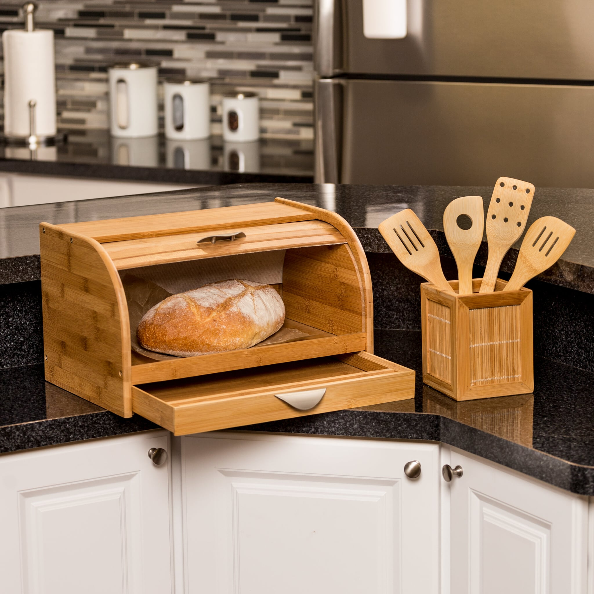Bread Box 50 Cool Home Items You Can Shop For Less Than 100 Popsugar Home Photo 15