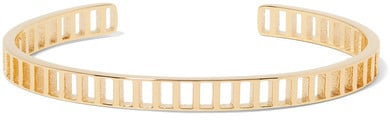 Arme De L'Amour - Gold-plated Cuff (£85)