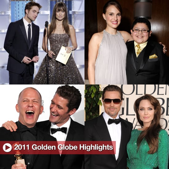 Golden Globes Red Carpet, Show, and Afterparty Photos