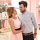 Lauren Conrad and Husband at Book Launch March 2016