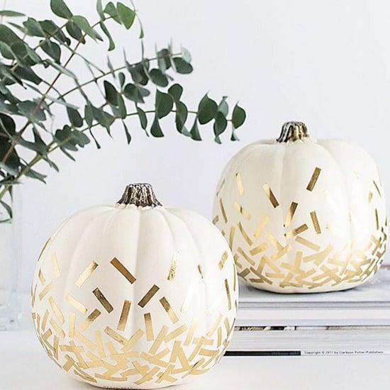 No-Carve Pumpkin Ideas