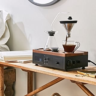 Coffee Brewing Alarm Clock