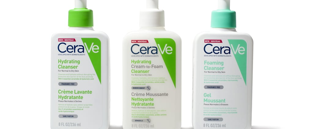 Why We Love CeraVe's Hydrating Cream-to-Foam Cleanser