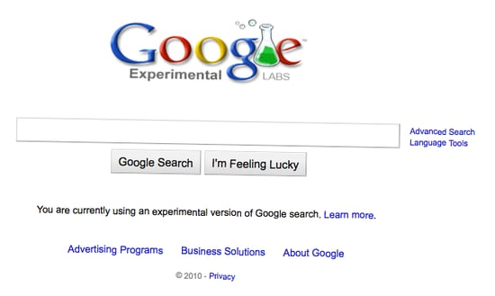 UnevenGoogle Tilts Your Search Results