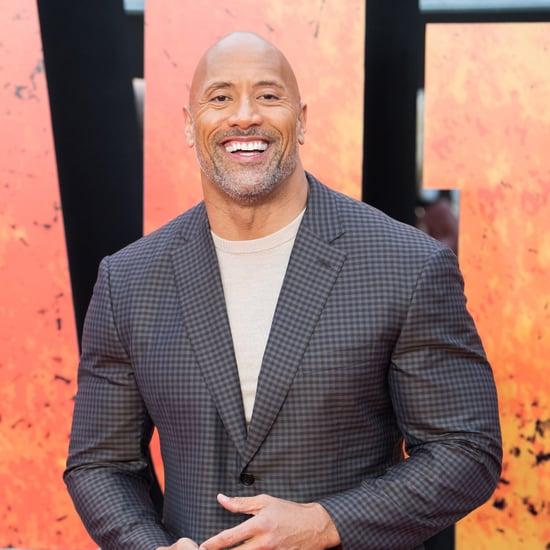 "Dwayne ""The Rock"" Johnson's Under Armour Campaign Video"