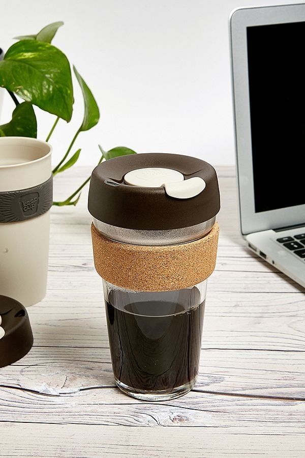 KeepCup Brew Large Almond Reusable Cup