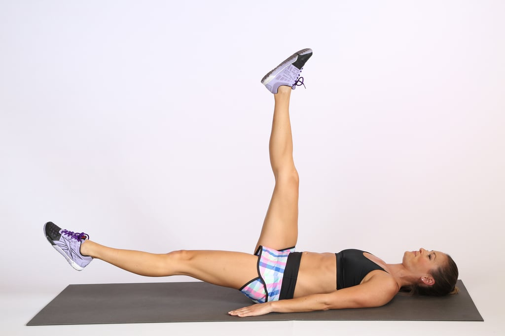 Core: Scissor Abs