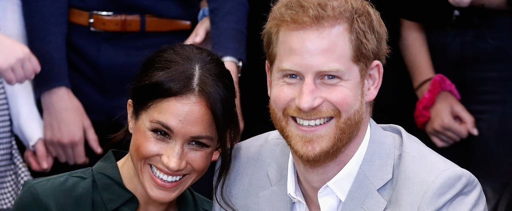 Cutest Meghan Markle and Prince Harry Moment 2018 Poll