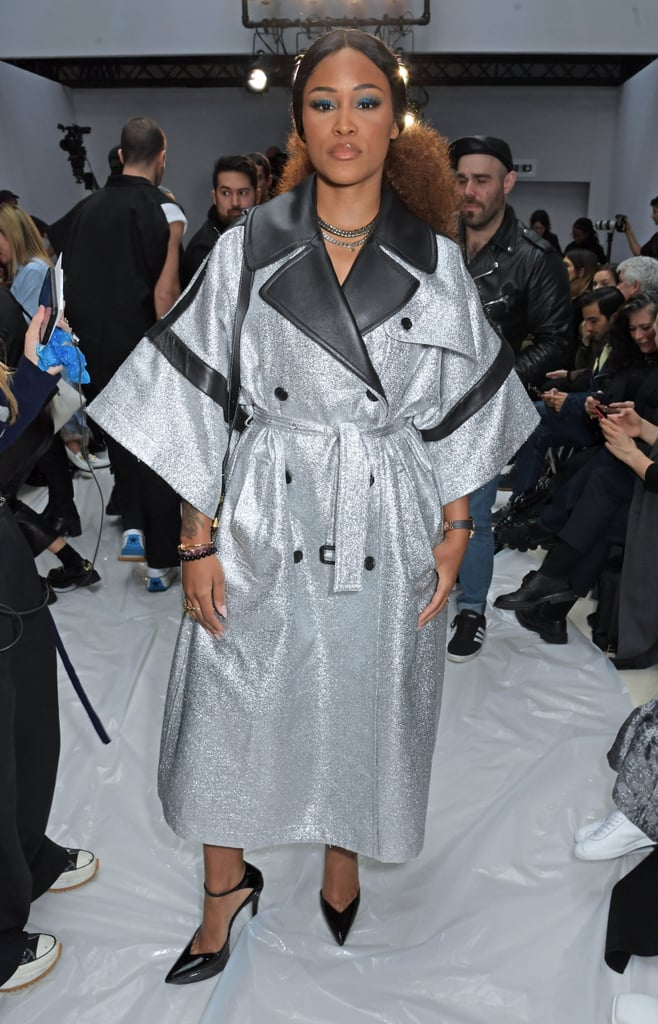Eve at the JW Anderson Fall 2020 Show