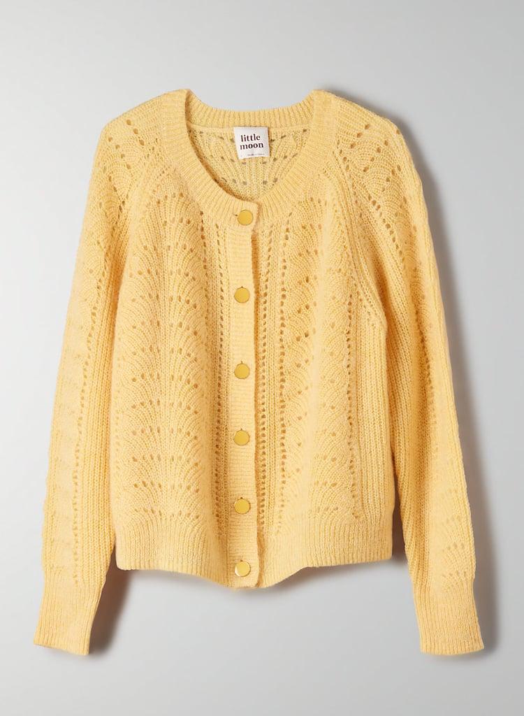 Little Moon Rosella Cardigan Sweater