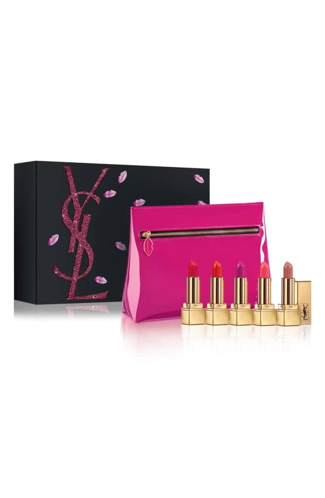 Mini Rouge Pur Couture Lipstick Set