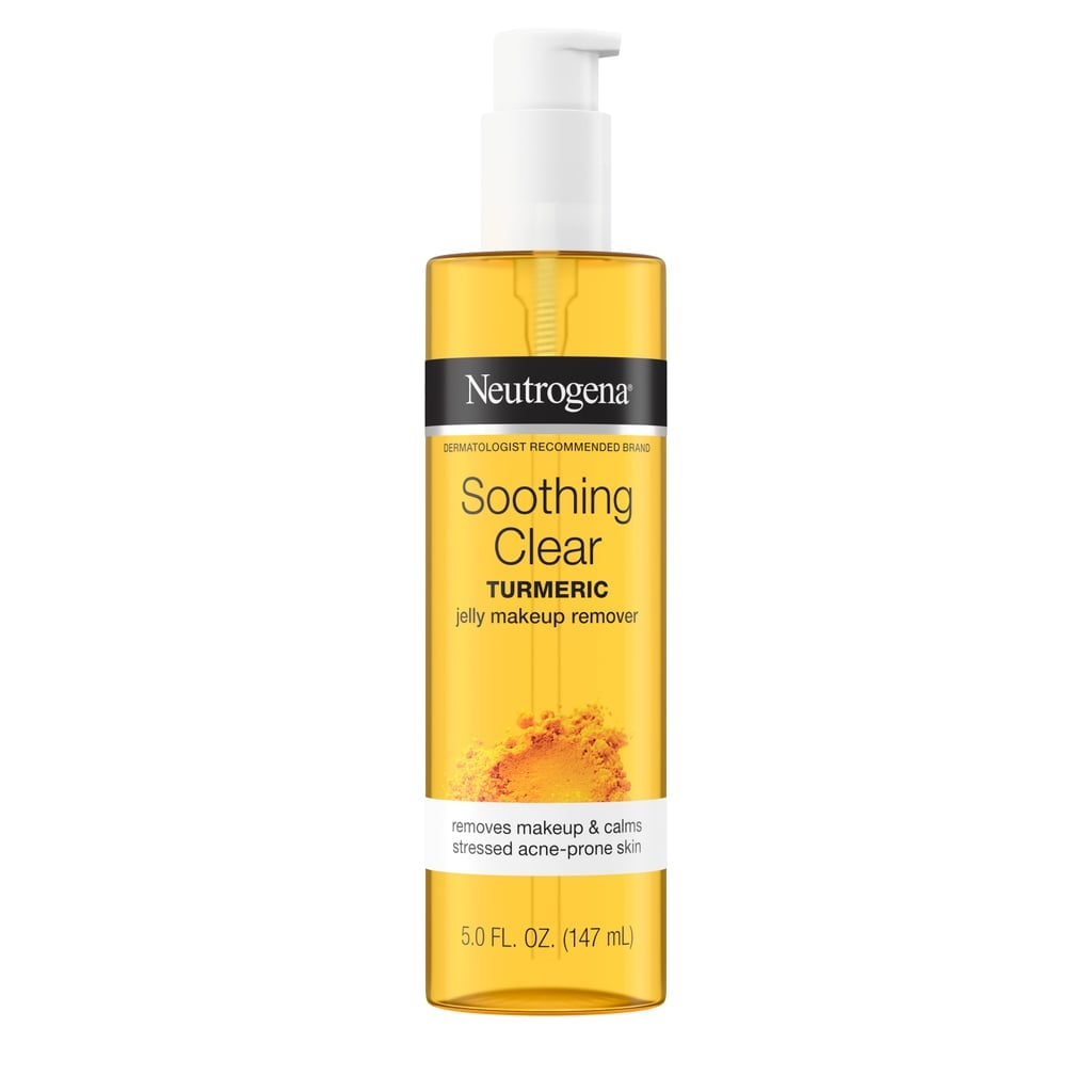 Neutrogena Soothing Clear™ Turmeric Jelly Makeup Remover