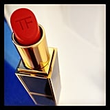 Our go-to lipstick for the week: Tom Ford Wild Ginger.