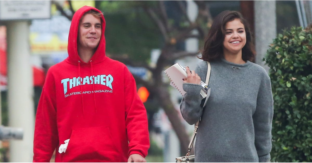 Selena Gomez and Justin Bieber Out in LA November 2017 ...