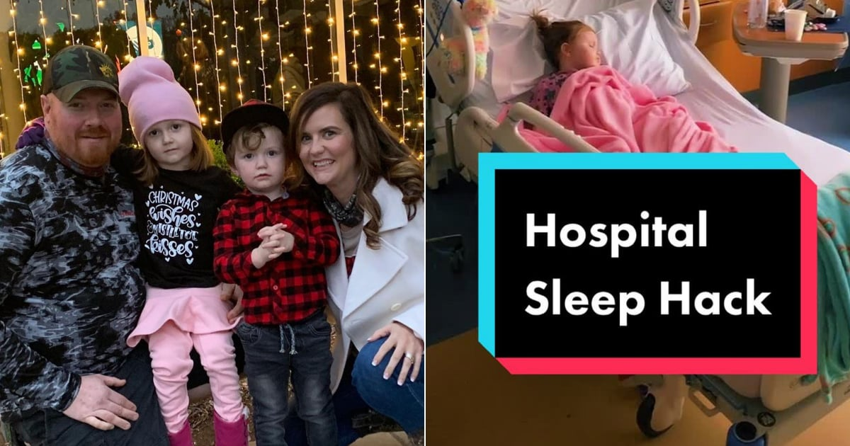 This Mom Is Sharing Her Best Hacks For People Living in Hospitals With Sick Family Members.jpg