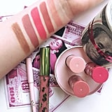 Kylie Cosmetics Birthday Collection Lip Product Swatches