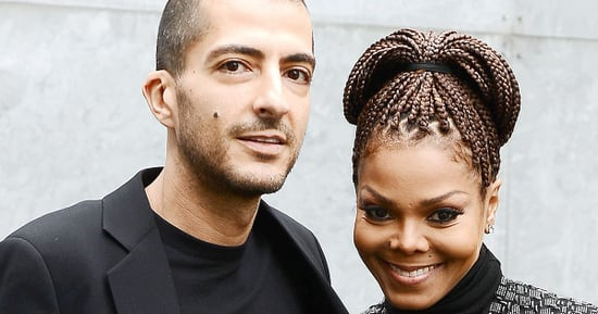 Pregnant Janet Jackson Goes Shopping for Baby Furniture in London