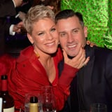 Pink Casually Admitted That She Slashed Carey Hart's Tires on Thanksgiving, Because NBD