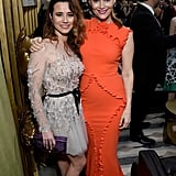 Pictured: Leslie Mann and Linda Cardellini