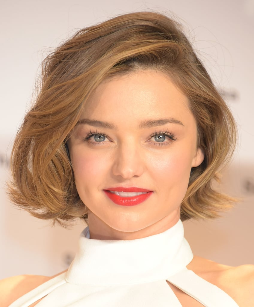 Miranda Kerr Round Face Shape How To Get The Best Brows
