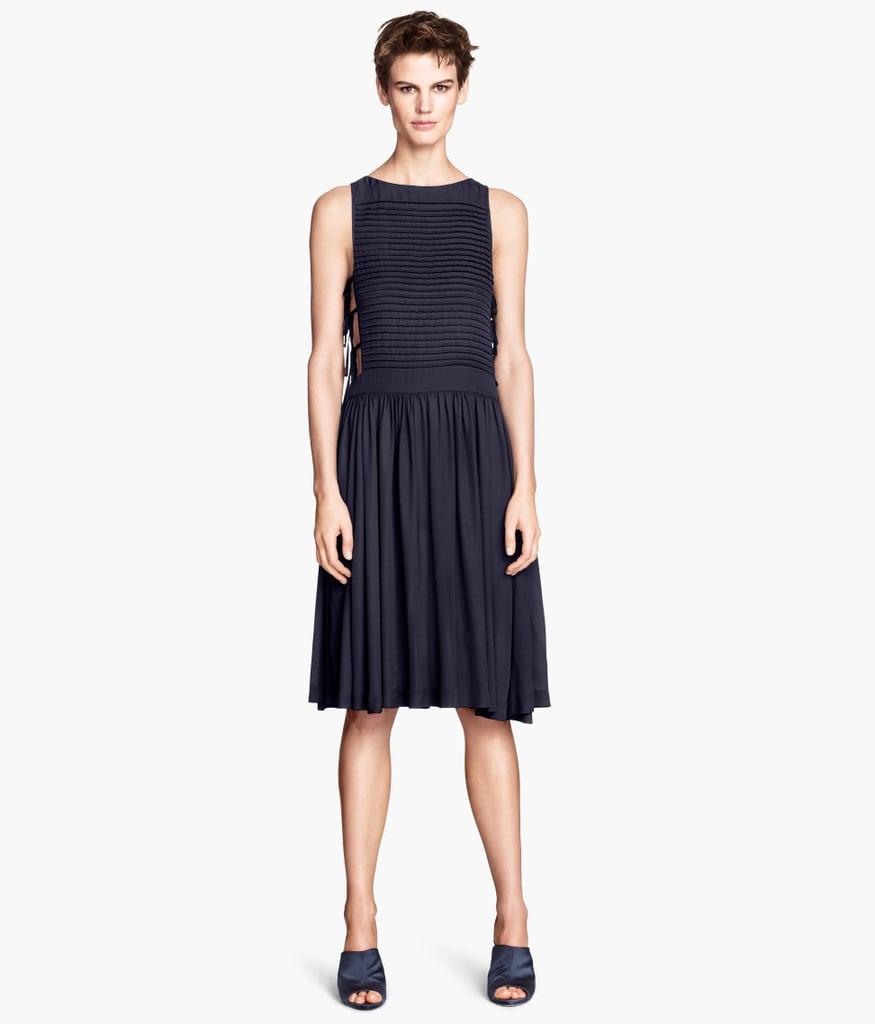 H&M Side-Tie Dress
