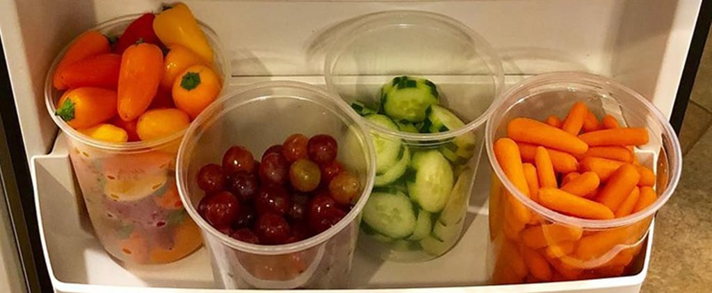 This Mom's Simple Snack Hack Gets Kids to Eat Vegetables