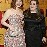 Vanessa Bayer and Aidy Bryant