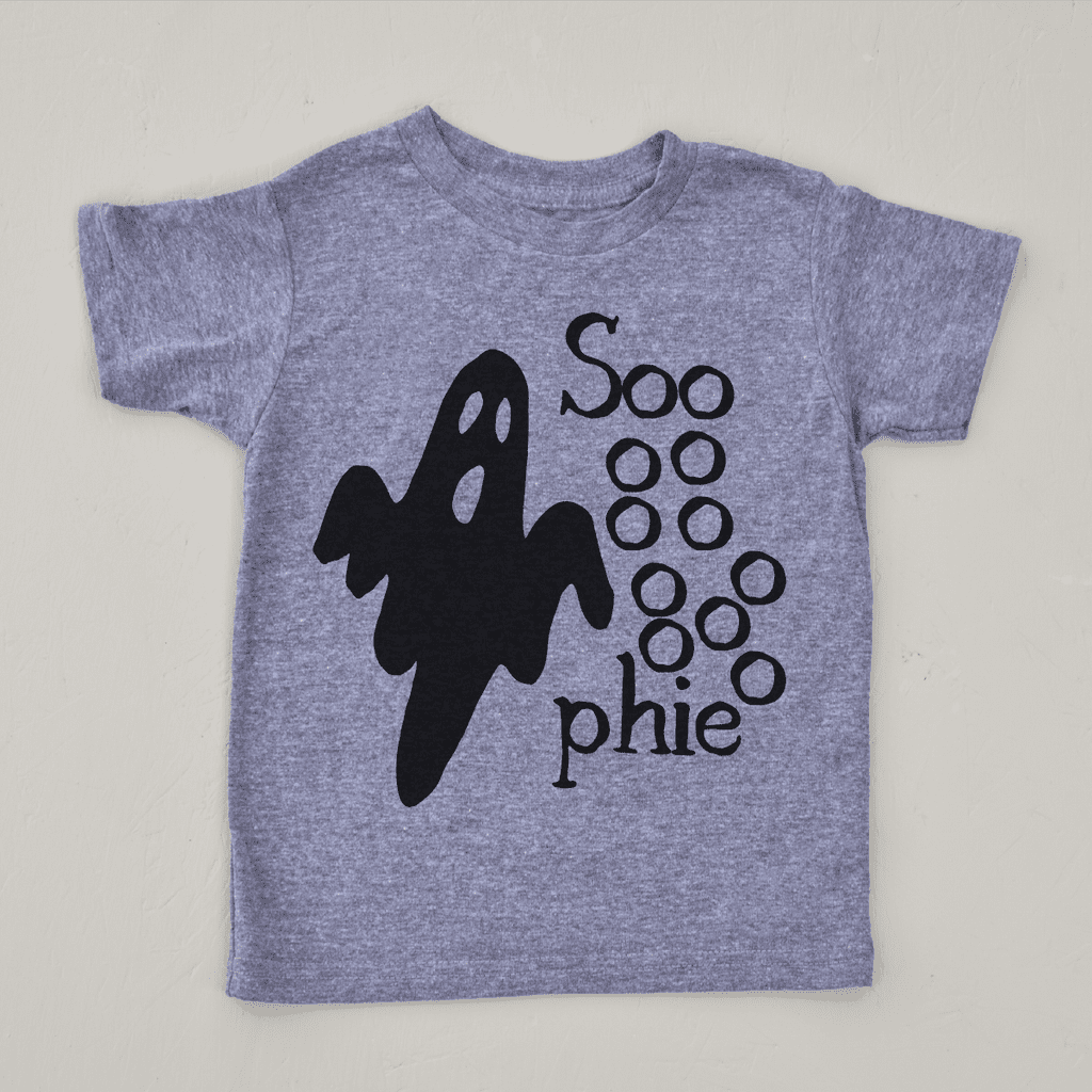 Hi Little One Phooonnetic Ghost Tee