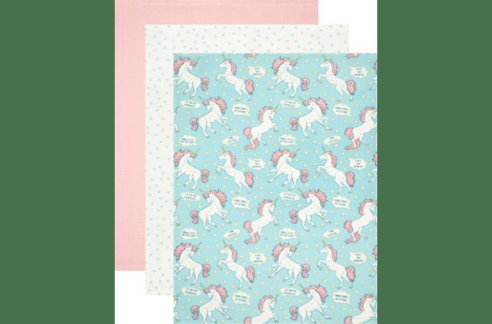 Unicorn Tea Towels Set