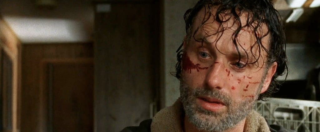 This Disturbing Part of The Walking Dead's Premiere Is a Major Reference