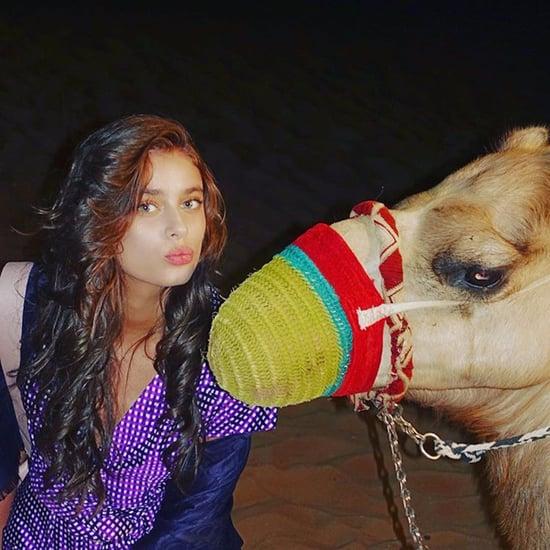 Taylor Hill in Dubai 2017