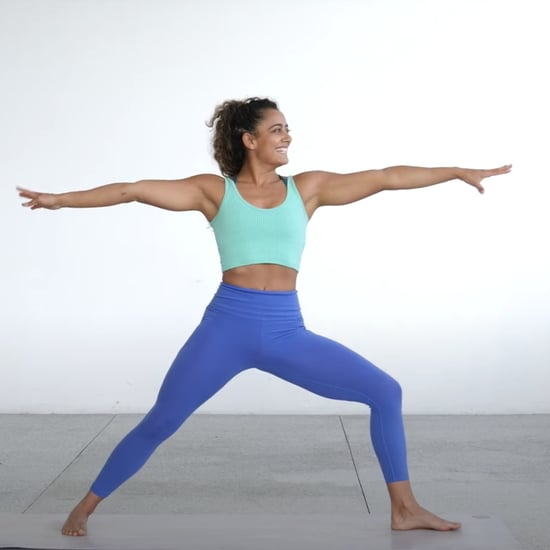 Try This 10-Minute Wrist-Friendly Yoga Flow
