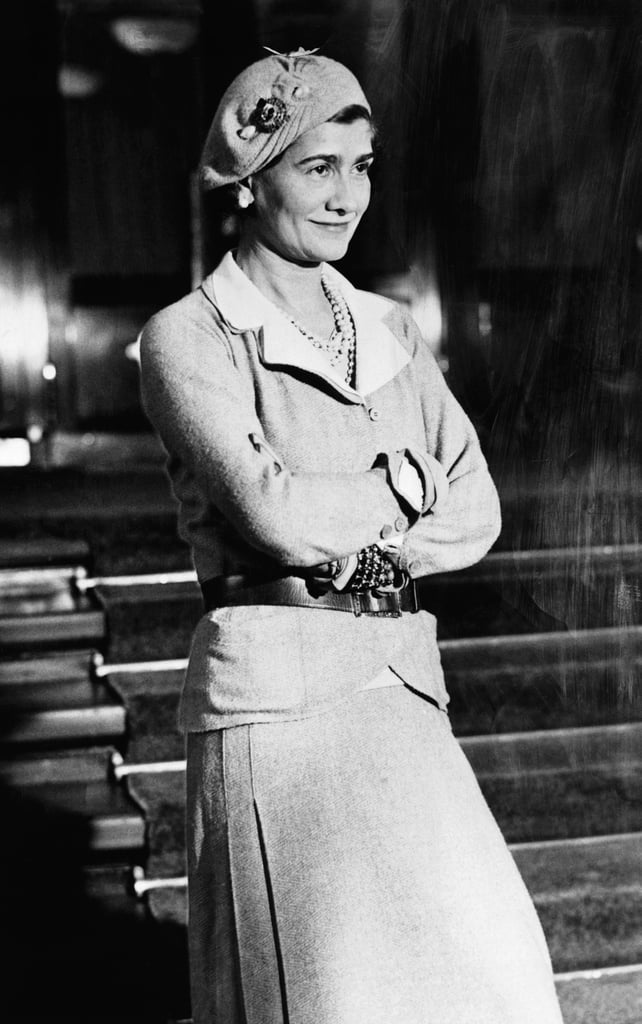 Coco Chanel began as a milliner in 1909.
