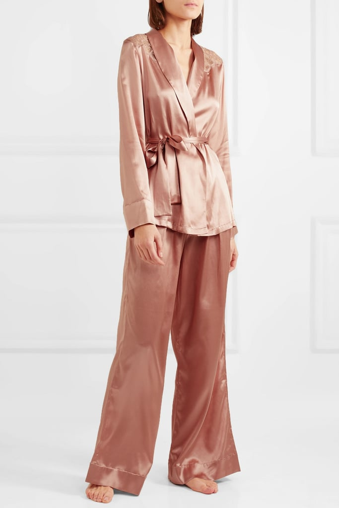 1b8aba1dc6 Selena Gomez Pink Pajamas in I Can t Get Enough