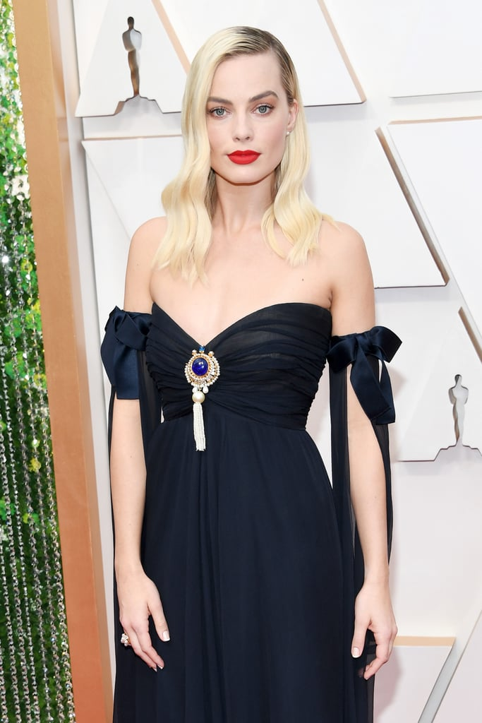 Margot Robbie at the Oscars 2020