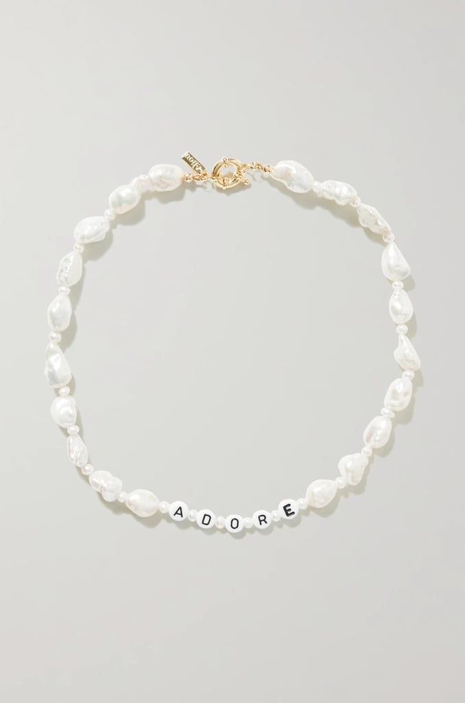 Éliou All the Feels Pearl Necklace