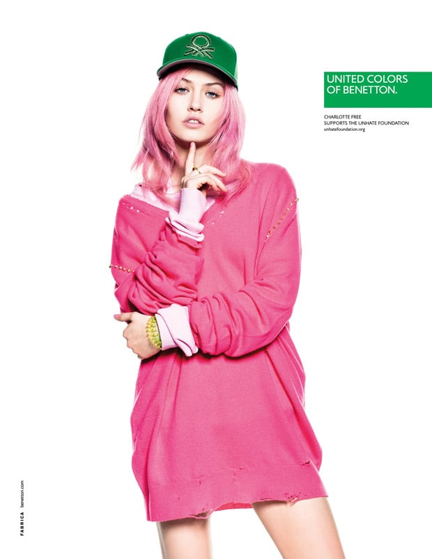 United Colors of Benetton Spring 2013