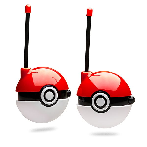 Pokémon Walkie Talkies