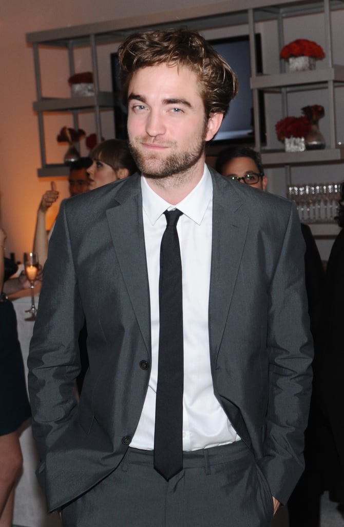 Robert Pattinson at Elle Women in Hollywood | Pictures