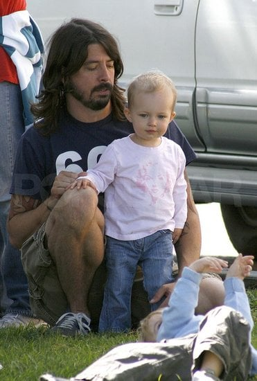 Dave Grohl Is a Rockin' Sugardaddy