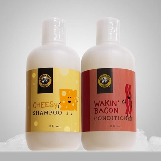 Einstein Bros Bacon and Cheese Scented Shampoo