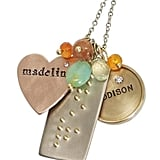 Heather Moore Heart, ID Tag & Round Necklace ($8,190)