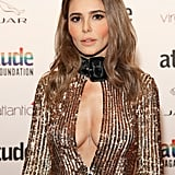 Cheryl Cole Wears The Attico to the Virgin Atlantic Attitude Awards 2019 at The Roundhouse