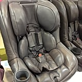 The leather car seats Maxi-Cosi showcased last year will hit the market next year in the form of the Pria 70. The buttery-soft seat is made from premium leather that is hand-sewn.