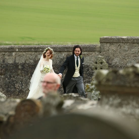 Kit Harington and Rose Leslie Married